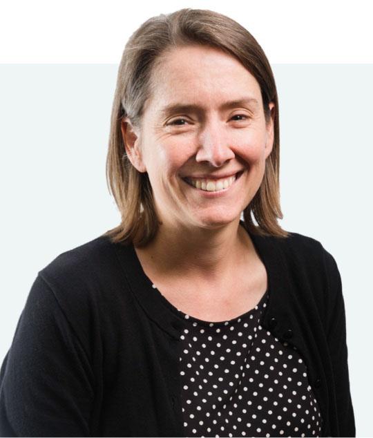 Jen McAdams, VP of Operations