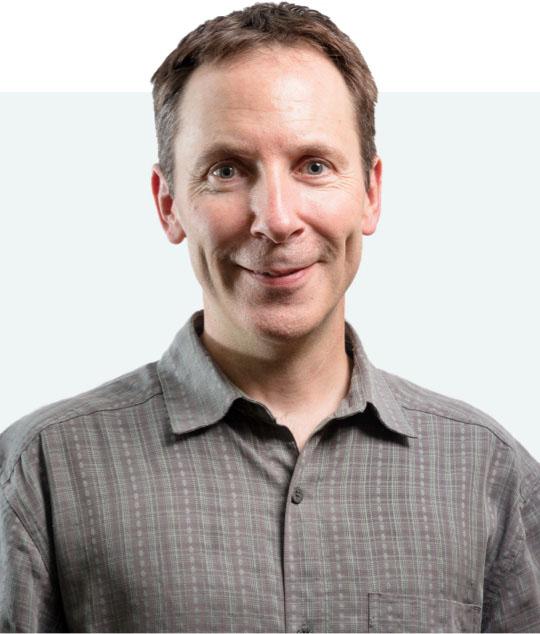Paul Glauthier, VP of Development