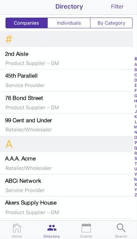 GMDC Mobile App