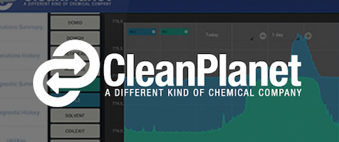 CleanPlanet Bluetooth Factory Device Monitoring Internet of Things