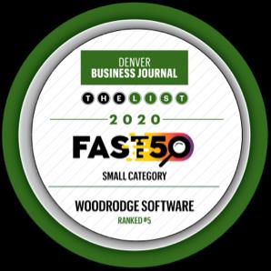 Denver Business Journal 2020 Fast50