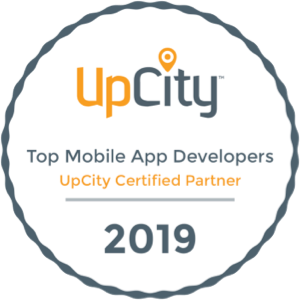 UpCity Top Mobile App Developers 2019