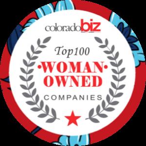 Colorado Biz Top 100 Woman-Owned Companies